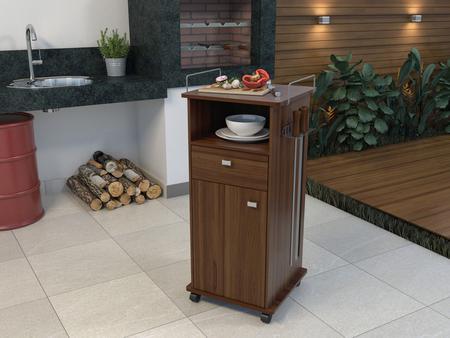 Imagem de Carrinho Gourmet para Churrasco Multimóveis