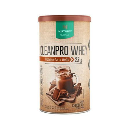 Imagem de Cleanpro Whey Chocolate (450gr) - Nutrify