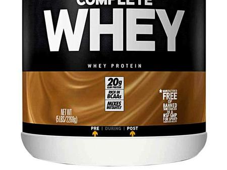 Imagem de Complete Whey Protein Chocolate 2,268g