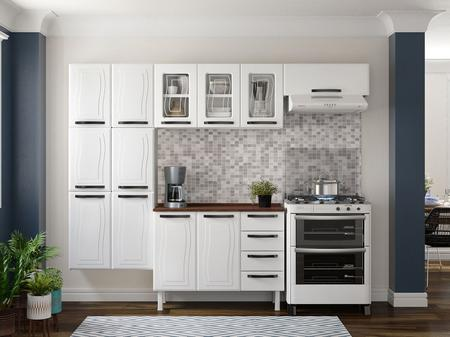 Imagem de Cozinha Compacta Colormaq Barcelona 10 Portas
