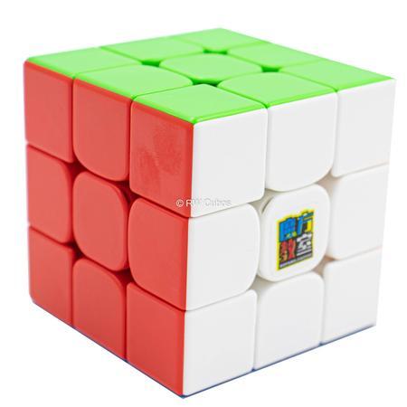 Imagem de Cubo Mágico Magnético Profissional Moyu Rs3m Stickerless