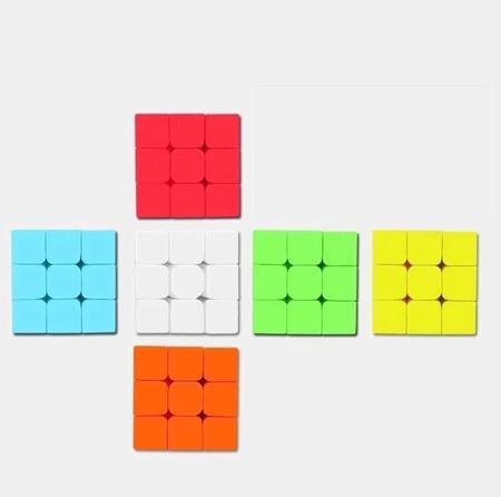 Imagem de Cubo Mágico Profissional 3x3x3 Original - Magic Cube