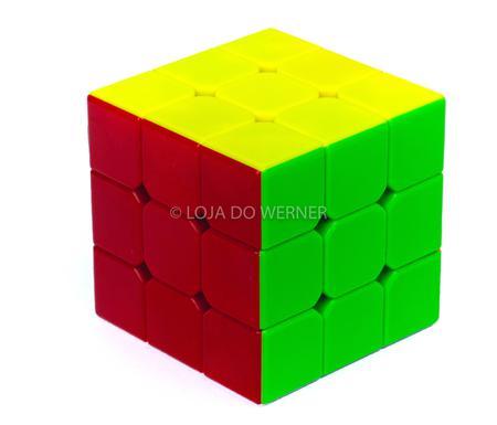Imagem de Cubo Mágico Profissional Cyclone Boys Stickerless 3x3x3