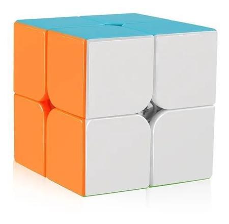 Imagem de Cubo Mágico Profissional Movimentos Interativo Cubo 2x2x2