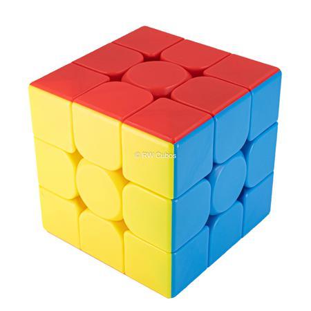 Imagem de Cubo Magico Profissional Moyu Meilong Sem Adesivo 3x3