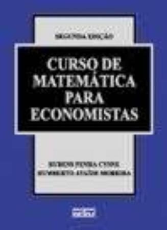 Imagem de Curso De Matematica Para Economistas