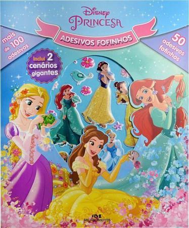 Imagem de Disney princesa - adesivos fofinhos