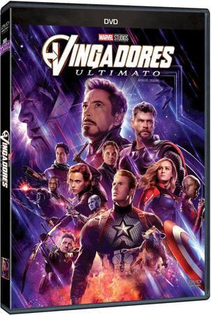 Imagem de DVD Vingadores: Ultimato