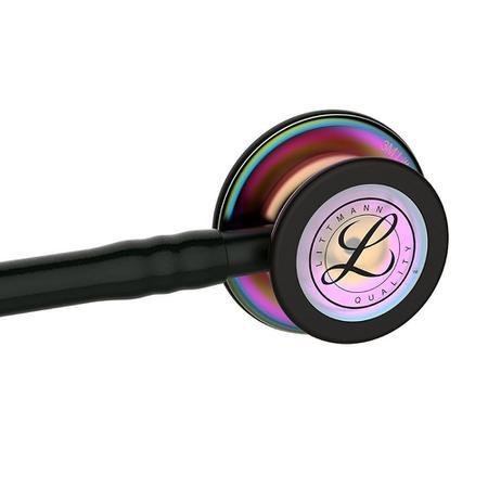 Imagem de Estetoscopio Classic Iii Black Rainbow Littmann 3m
