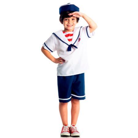 Imagem de Fantasia Marinheiro Infantil