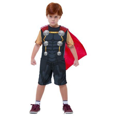 Imagem de Fantasia Thor - Infantil - Curta - Clássica