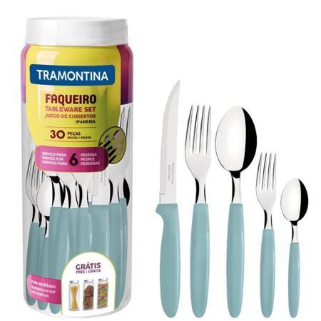 Imagem de Faqueiro 30 Peças Ipanema Tramontina 23398/288