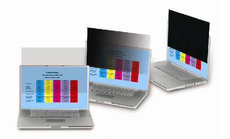 "Imagem de Filtro de Privacidade PF12.5W9 HB004276281, Tela 12"" para Notebook, Monitores LCD Widescreen - 3M"