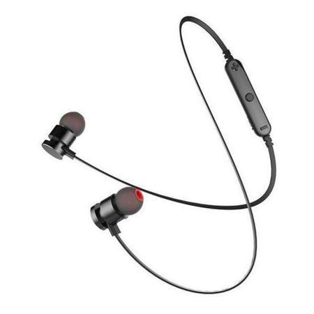Imagem de Fone De Ouvido com Design Esportivo e microfone Embutido Bluetooth Kaidi Kd-901