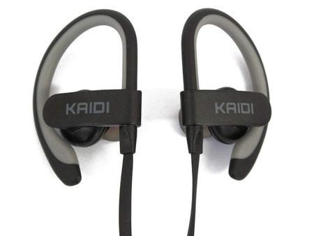 Imagem de Fone De Ouvido Wireless Sports Kd-907 Kaidi Original Preto