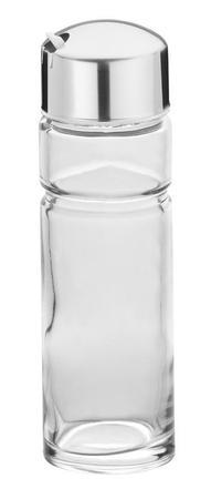 Imagem de Frasco de vidro para azeite ou vinagre utility em aco inox com tampa tramontina