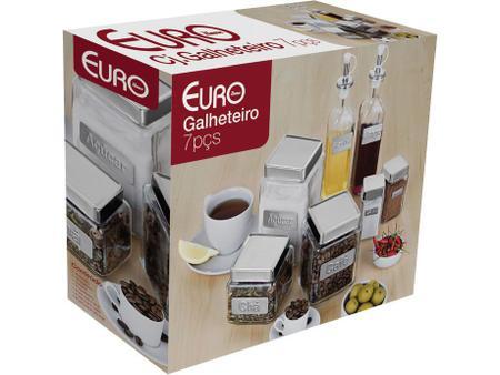 Imagem de Galheteiro Inox Euro Home