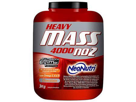 Imagem de Hipercalórico Heavy Mass 4000 3Kg