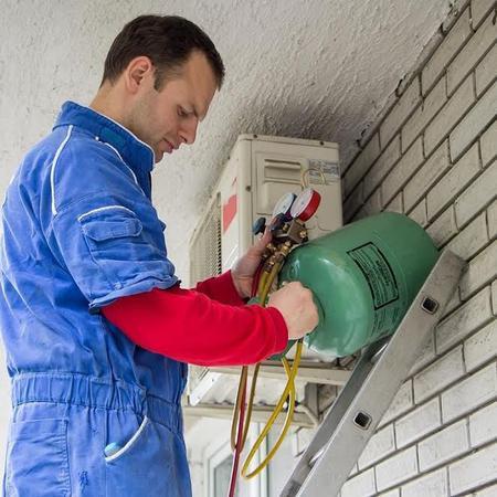 Imagem de Instalação de ar condicionado Bi-Split de 18000 a 24000 BTUs - iSnow