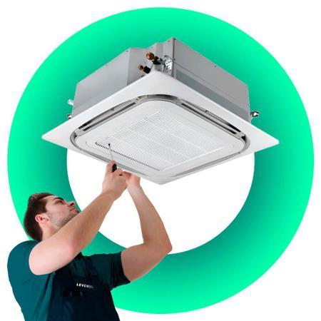 Imagem de Instalação de Ar Condicionado Cassete 7.000 a 19.000 Btus