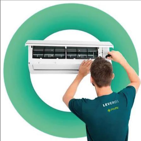Imagem de Instalação de Ar Condicionado Piso Teto 61.000 a 80.000 Btus