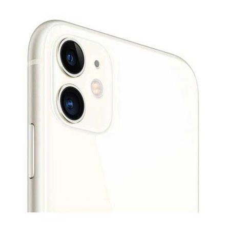 """Imagem de iPhone 11 Branco, com Tela de 6,1"""", 4G, 64 GB e Câmera de 12 MP - MHDC3BR/A"""