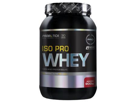 Imagem de Iso Pro Whey 900g Morango - Probiotica