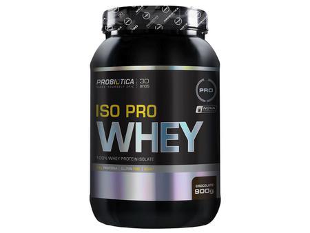 Imagem de Iso Pro Whey Probiotica 900g Chocolate