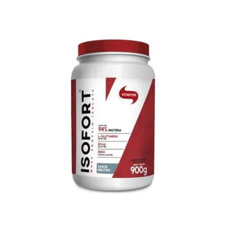 Imagem de Isofort Neutro - Whey Protein c/94% Proteína 900g - Vitafor