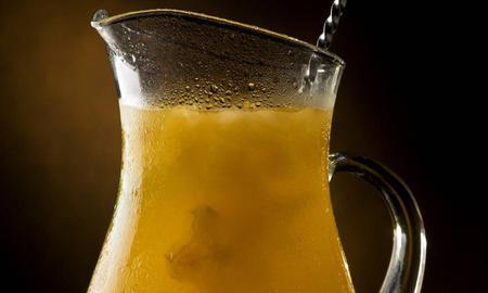 Imagem de Jarra de Vidro 2,2 Litros para Suco e Agua Bojuda