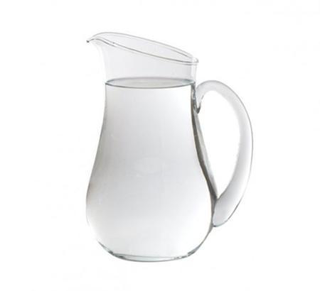 Imagem de Jarra de Vidro para Suco e Agua 1,5 Litros Bojuda