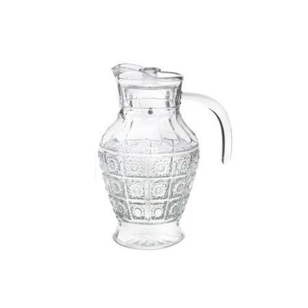Imagem de Jarra em vidro com tampa em acrílico Original Line Glass 1,8 litro