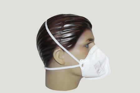 Imagem de Kit 10 máscaras semi facial pff2 sem valvula ca 43.740 - Pro-Tech