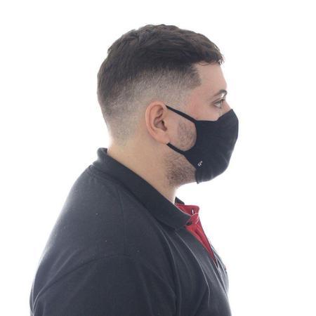 Imagem de Kit  2 Máscara Lupo Fit Virus Bac Off Preto
