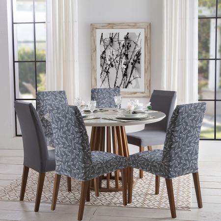 Imagem de Kit 6 Capas Para Cadeira Master 130g/m² Diversas- Sultan
