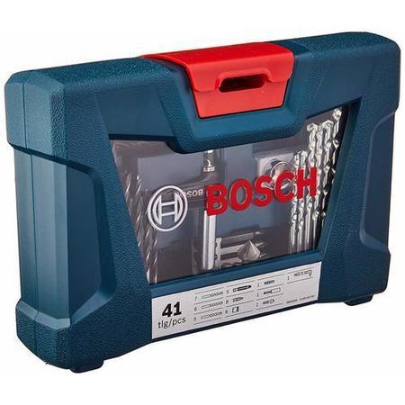 Imagem de Kit Acessórios - Bosch V-Line azul 41 Peças