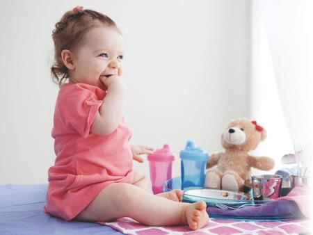 Imagem de Kit Alimentação Infantil Inox 6 Peças
