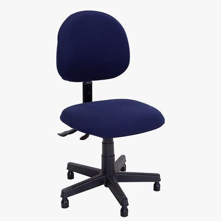 Imagem de Kit Capa Para Cadeira De Escritório Em Malha 1 Unidade Marinho