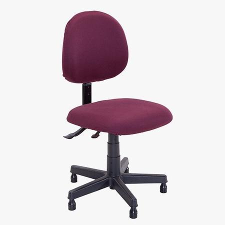 Imagem de Kit Capa Para Cadeira De Escritório Em Malha 1 Unidade Vinho