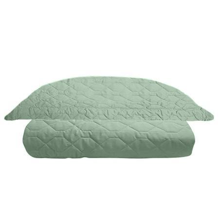 Imagem de Kit Cobre leito Colcha Solteiro com Elástico Kacyumara Sleep - Diversas Cores