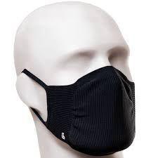 Imagem de Kit com 2 Máscaras Lupo - Preto - Zero Costura Bac-Off