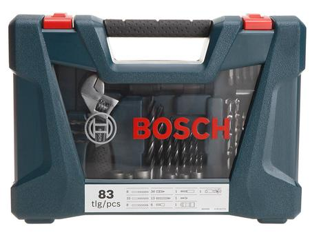 Imagem de Kit Ferramentas Bosch 83 Peças  V-Line 83