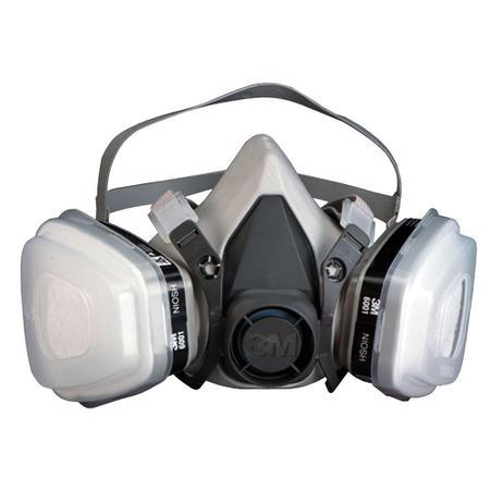 Imagem de Kit Respirador Semifacial 6200 - 3M