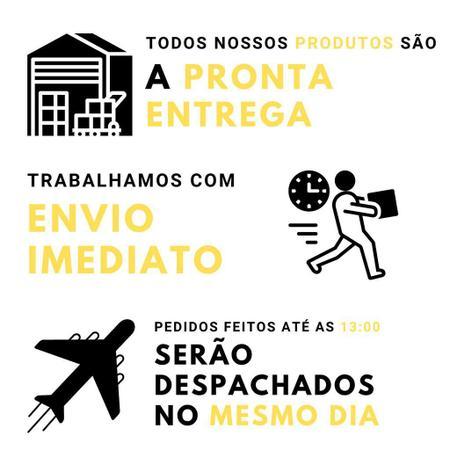 Imagem de Kit Saleiro Pimenteiro 2 Peças Em Aço Inox Premium
