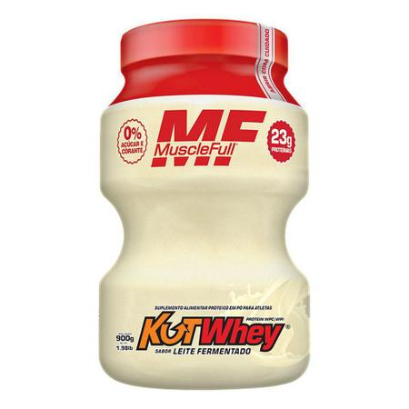 Imagem de KUT WHEY (Leite Fermentado) 900g - Muscle Full