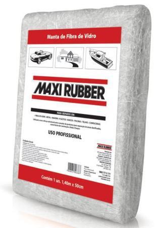 Imagem de Manta de Fibra de Vidro 50 cm x 1,4m - Maxi Rubber