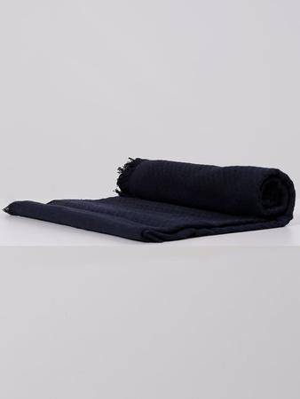 Imagem de Manta Decorativa para Sofá Azul Marinho