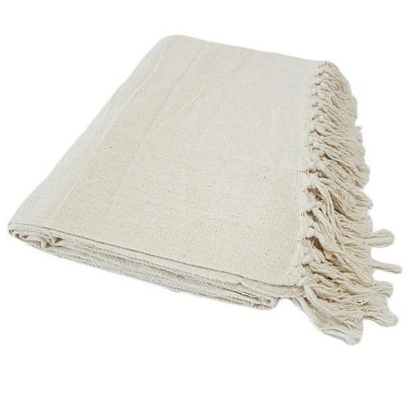 Imagem de Manta para sofá 1,40 x 2,30 cru Emanoel Têxtil