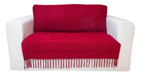 Imagem de Manta para Sofá de Chenille