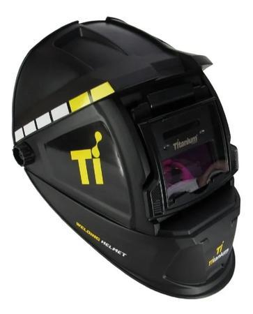 Imagem de Mascara de solda automatica ton.11 predactor articulavel 5508 titanium